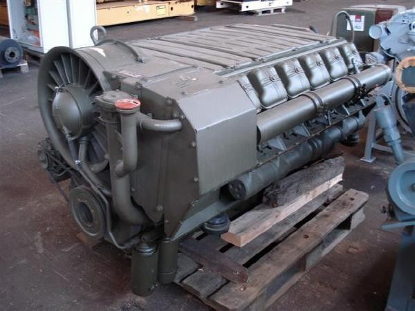 DEUTZ F12L413 engine for DEUTZ F12L413 truck