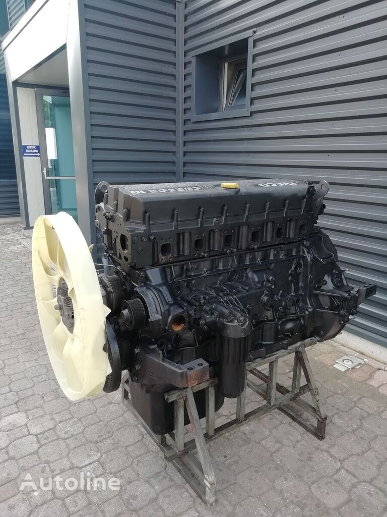 IVECO CURSOR 10 MOTOR 400 420 430 450 460 engine for IVECO STRALIS - TRAKKER CURSOR 10 truck
