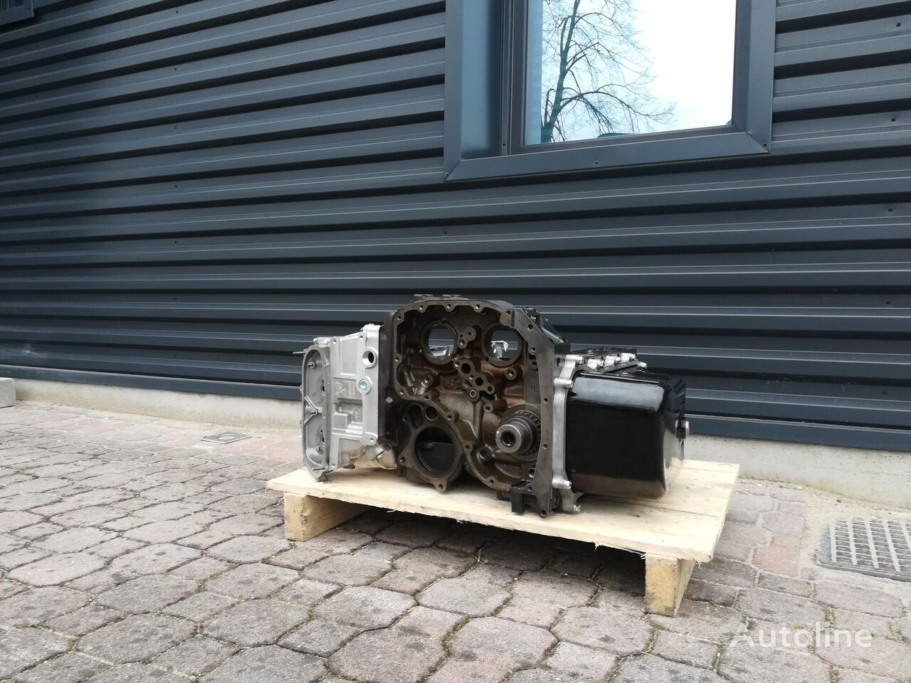 IVECO F1CE0481F NEW & REBUILT with WARRANTY engine for IVECO DAILY 3.0 JTD 16V automobile