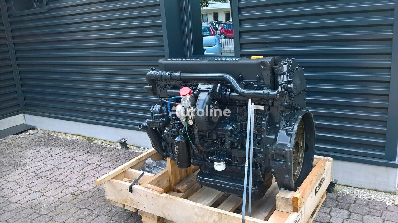 IVECO NEW & REBUILT with WARRANTY engine for IVECO STRALIS - TRAKKER tractor unit