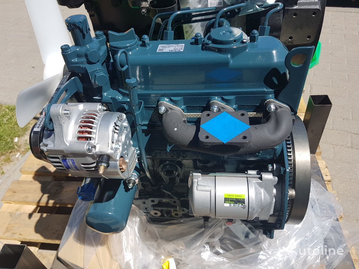 KUBOTA D1105 engine for wheel loader