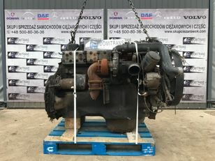 MAN 19-414 D2866 LF31 engine for MAN tractor unit
