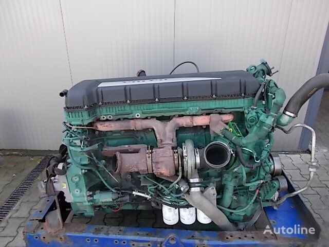 VOLVO COMPLETE FH4 D13K 460 / 500 EURO 6 engine for truck