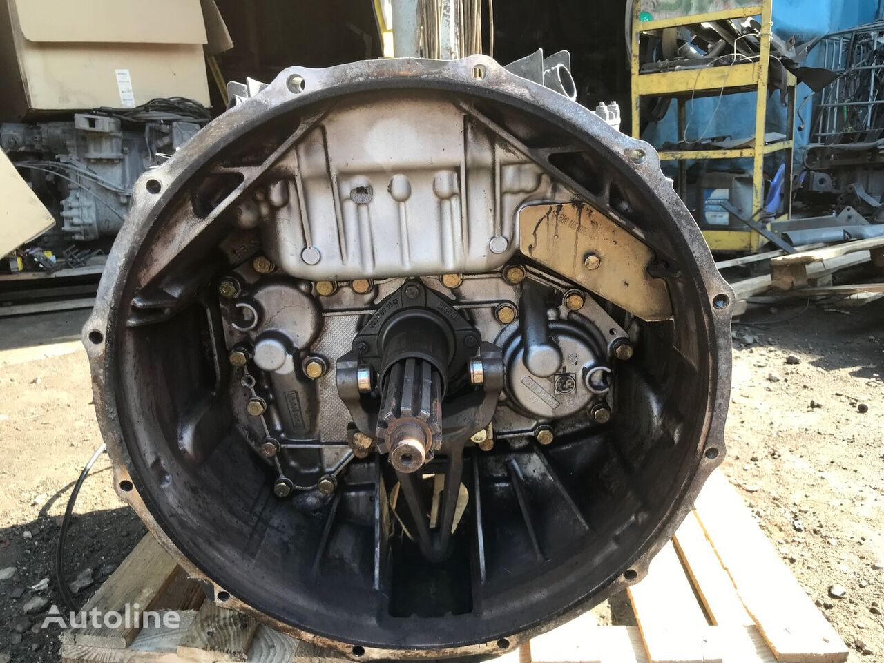 DAF 12AS2130 gearbox for DAF tractor unit