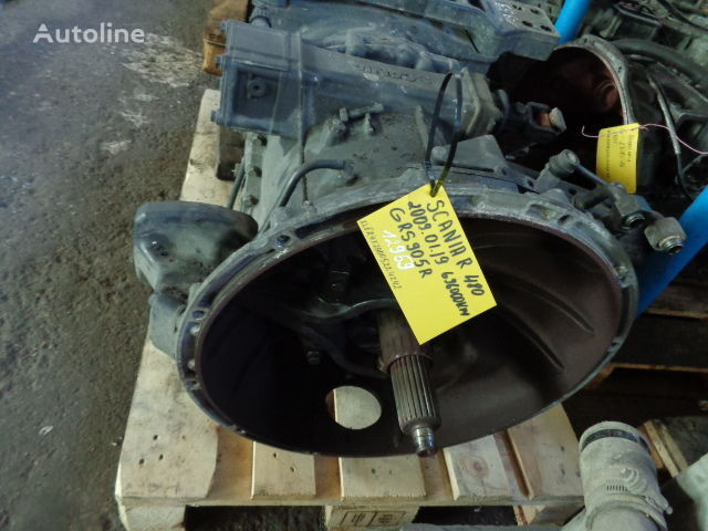 SCANIA gearbox GRS905R with intarder in good condition