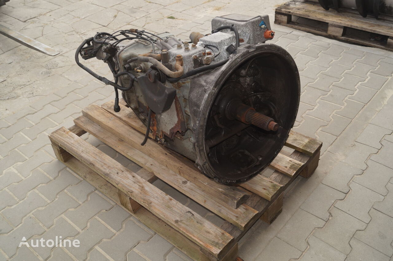 VOLVO COMPLETE GEARBOX / VT2009B / FM FH / WORLDWIDE DELIVERY gearbox for VOLVO FM / FH tractor unit