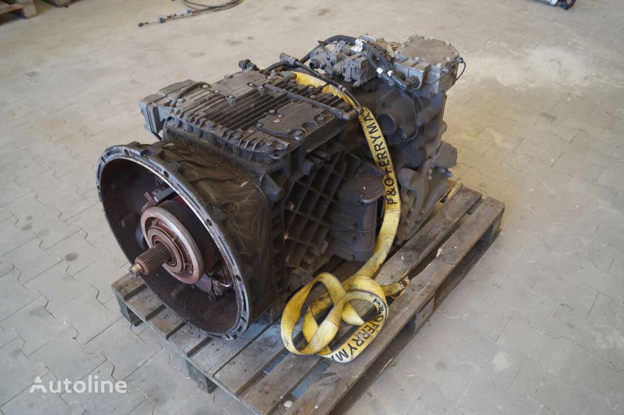 VOLVO GEARBOX AT2412C ISHIFT RETARDER / COMPLETE / WORLDWIDE DELIVERY gearbox for VOLVO FH FM / RENAULT MAGNUM PREMIUM DXI tractor unit