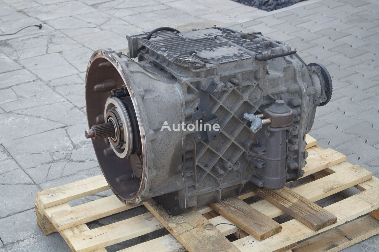 VOLVO GEARBOX AT2412C ISHIFT / WORLDWIDE DELIVERY / GUARANTEE gearbox for VOLVO FH FM PREMIUM MAGNUM DXI tractor unit