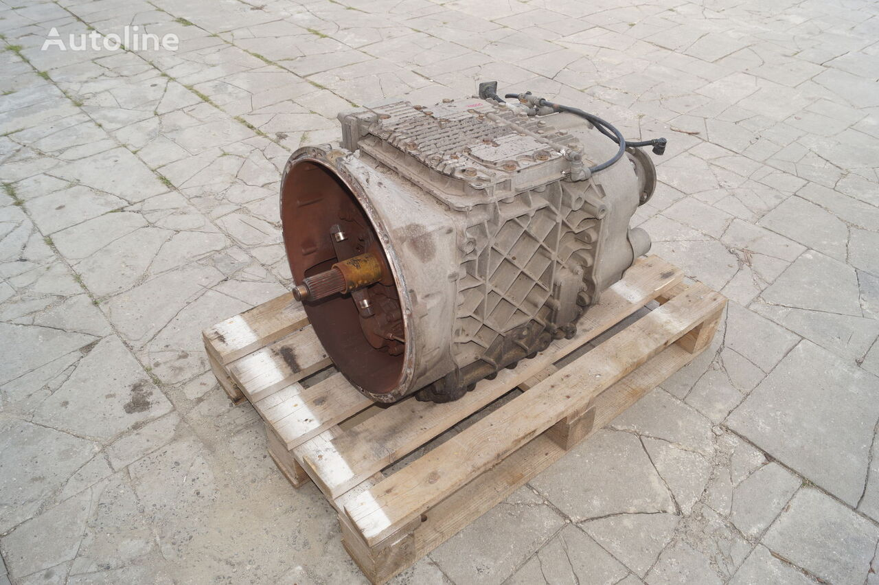 VOLVO GEARBOX VT2412B ISHIFT / AUTOMATIC / WORLDWIDE DELIVERY gearbox for VOLVO FH FM PREMIUM MAGNUM DXI tractor unit