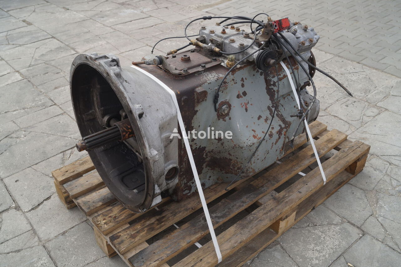 VOLVO SR2400 / FH12 FH16 / WORLDWIDE DELIVERY gearbox for tractor unit