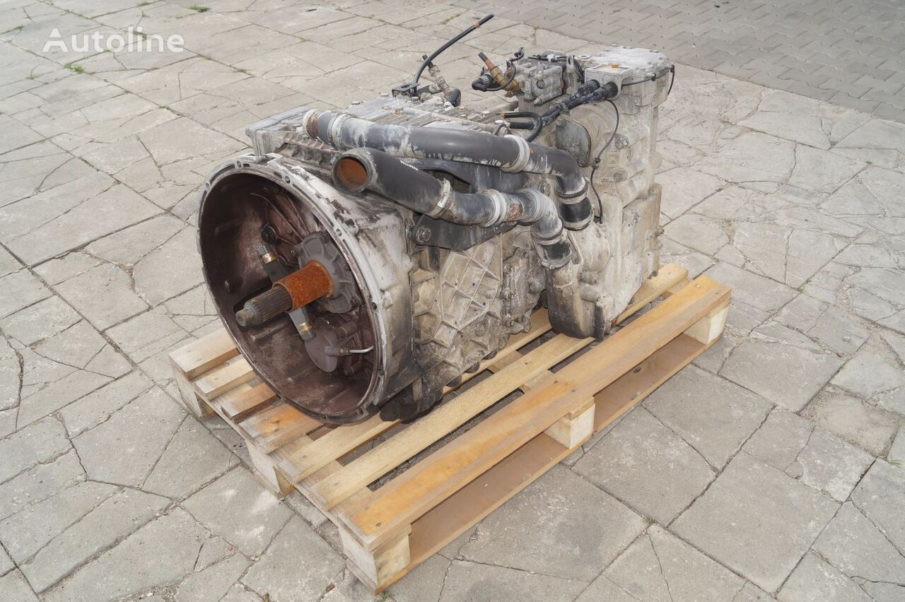 VOLVO VT2412B RETARDER / ISHIFT AUTOMATIC / WORLDWIDE DELIVERY gearbox for VOLVO FH FM PREMIUM MAGNUM DXI tractor unit