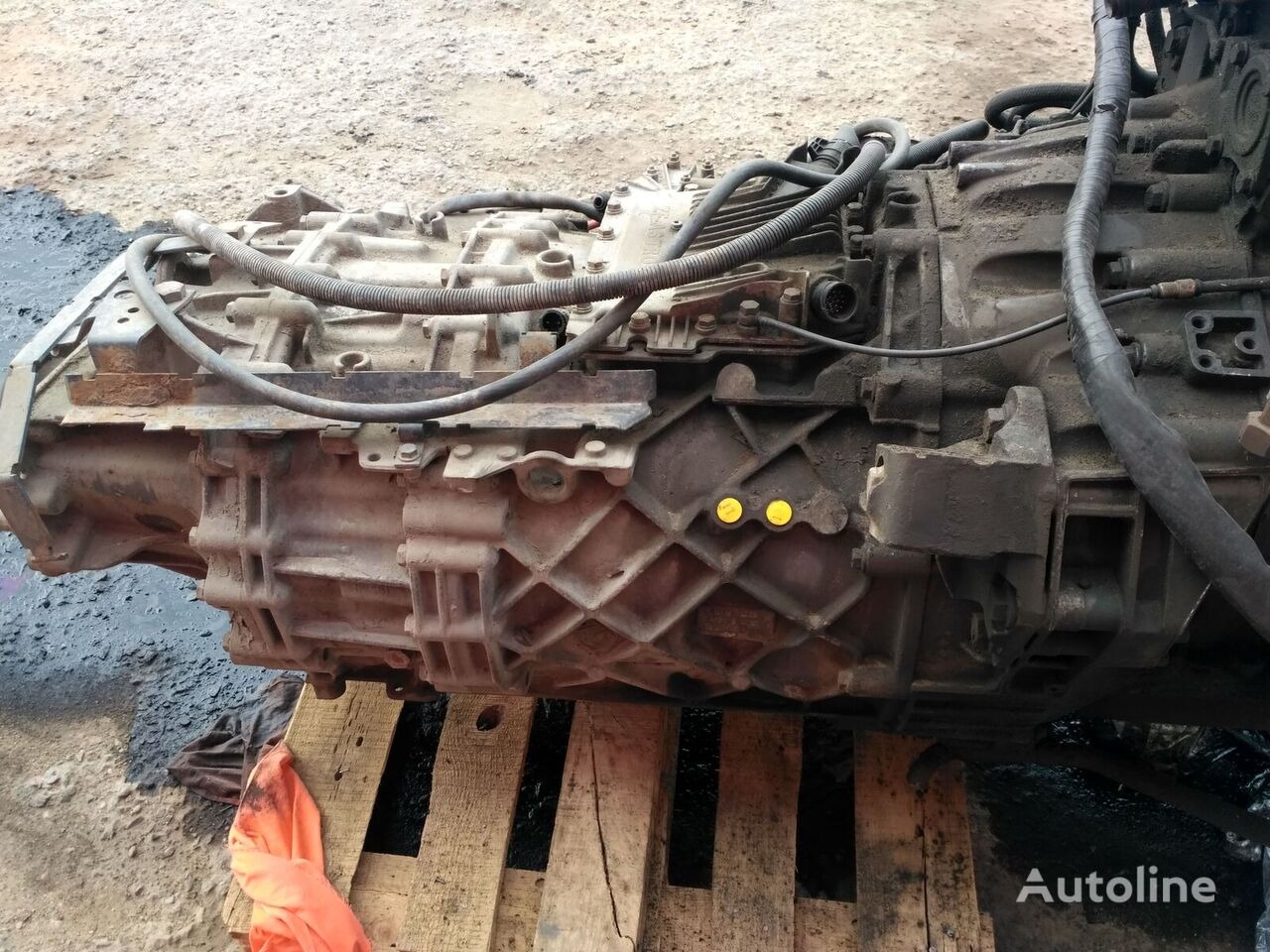 ZF gearbox for DAF XF 105 tractor unit