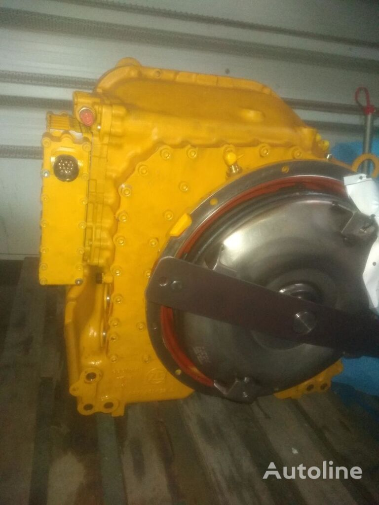 ZF 4 WG 191 gearbox for TERBERG mobile crane