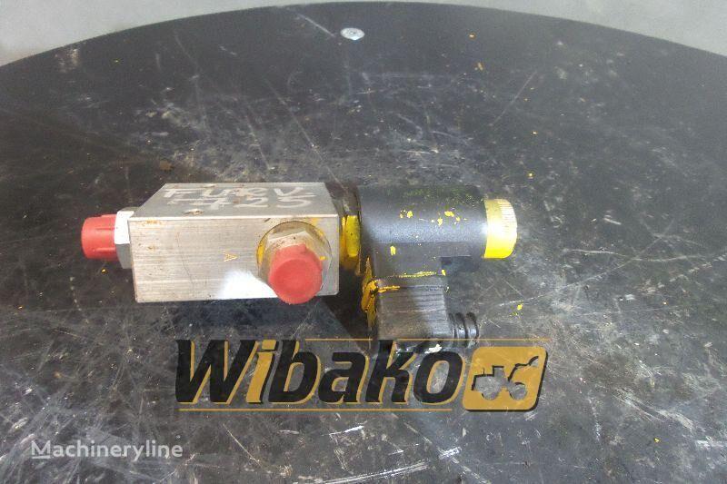 Nauder 9225008 hydraulic distributor for FUCHS 230 excavator