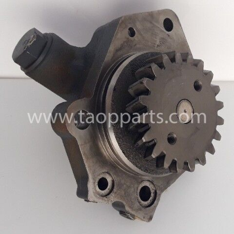 oil pump for KOMATSU HM300-2 articulated dump truck