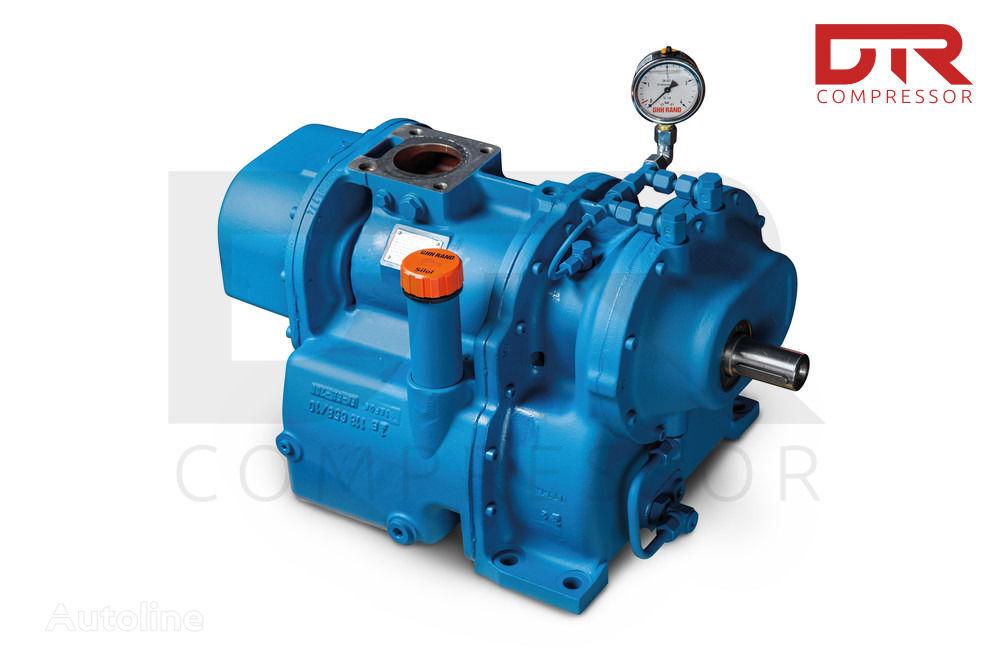 new GHH CG80 pneumatic compressor for Silokompressor tractor unit