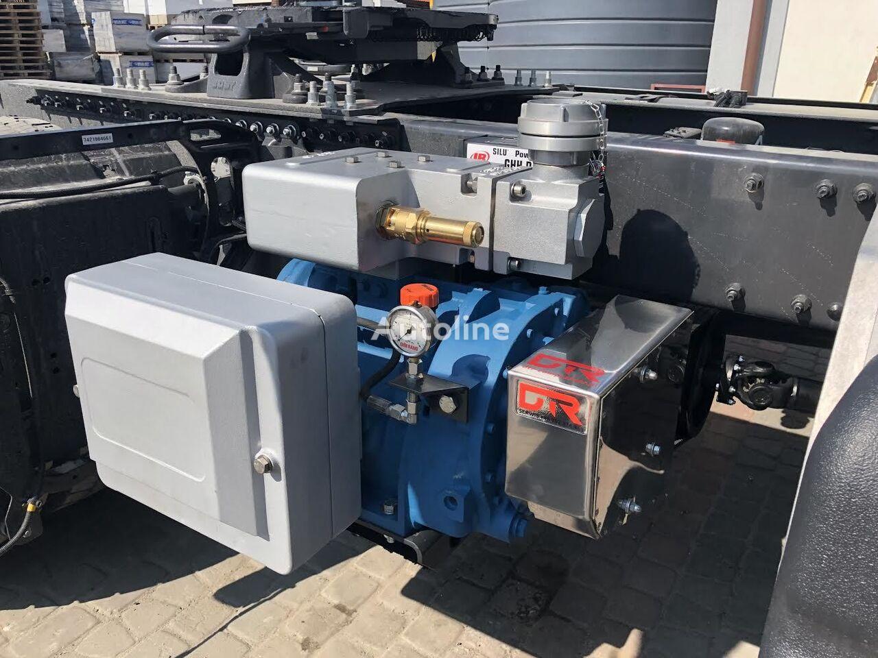 new GHH Rand CS80 kompresor do wydmuchu pneumatic compressor for Silokompressor  tractor unit