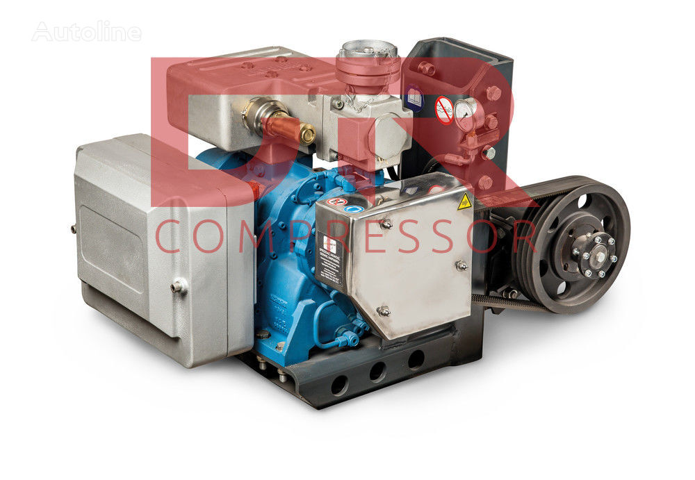 GHH Rans CS80 nowa zabudowa DTR Light pneumatic compressor for Silokompresor do wydmuchu  tractor unit