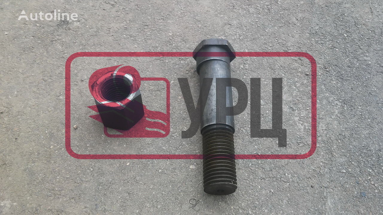 new (saylentblok, bolt) repair kit for Viberti semi-trailer
