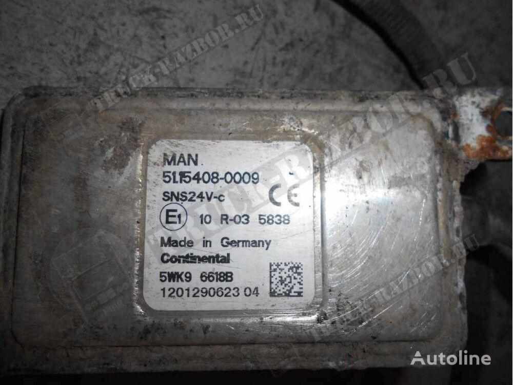 NOX sensor for MAN tractor unit