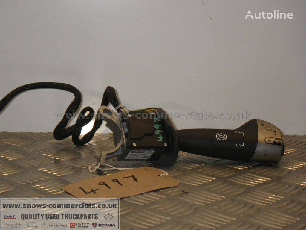 DAF Gear Switch understeering switch for DAF  CF85 truck