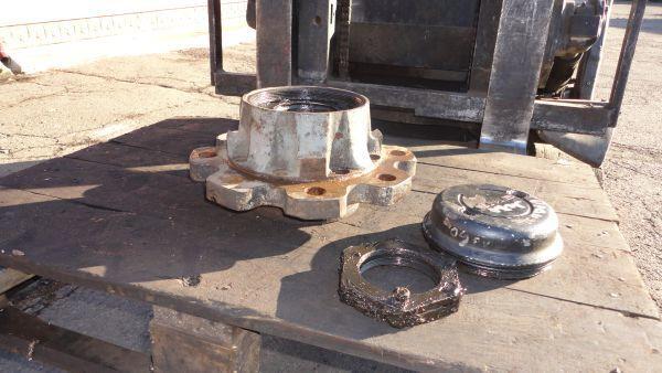 SMB R 19.5/425 DISKOVYE TORMOZA wheel hub for STUPICA SMB R 19.5/425 DISKOVYE TORMOZA semi-trailer