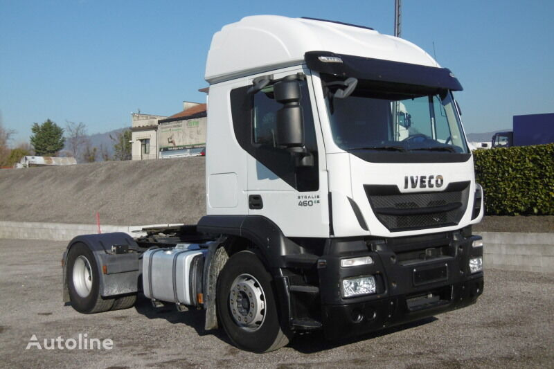IVECO Stralis AT 440 S 46 T/P tractor unit