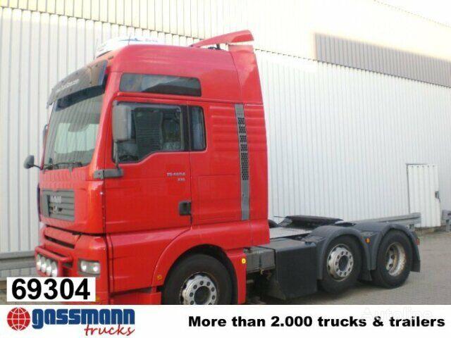 MAN TGA / 26.463 FVLS / Autom./Standheizung tractor unit