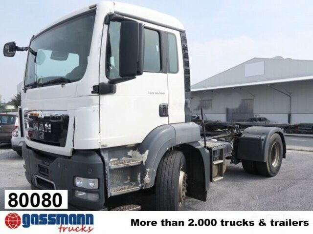MAN TGS 18.360 4x2 BLS TGS 18.360 4x2 BLS Klima/R-CD tractor unit