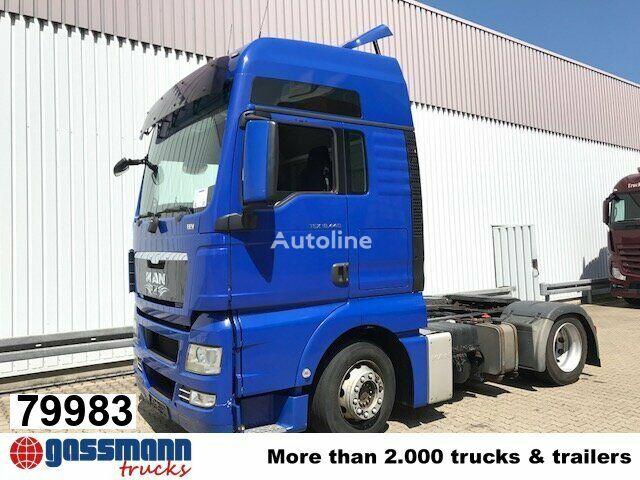 MAN TGX 18.440 4x2 LLS-U TGX 18.440 4x2 LLS-U, Hydraulik, Low Liner tractor unit