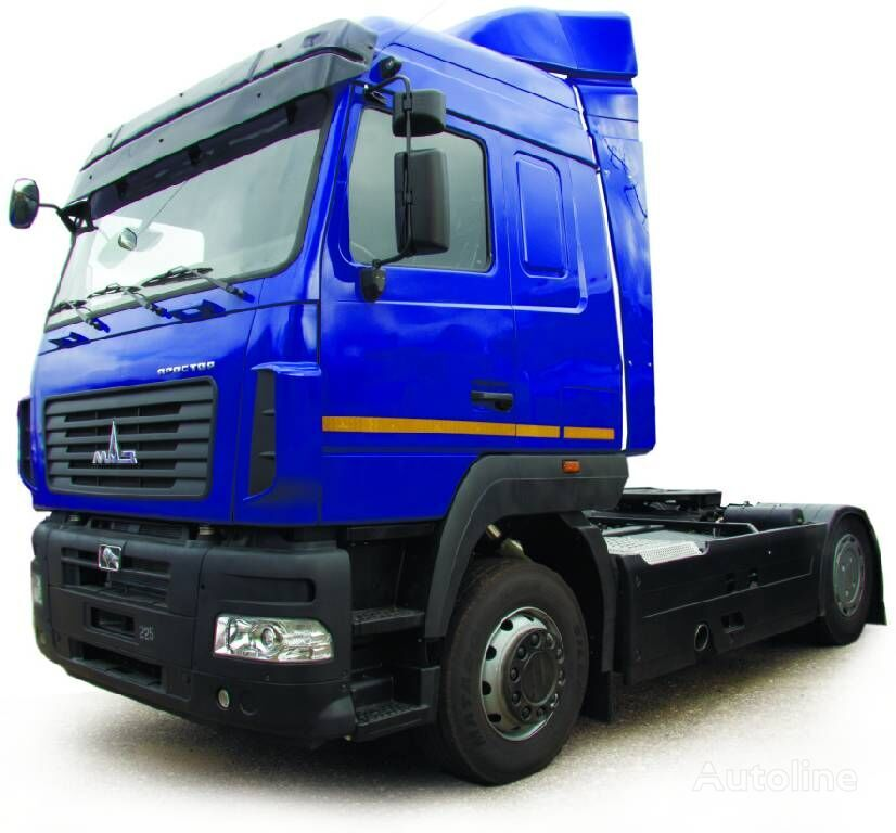 new MAZ 5440E9-520-031 tractor unit