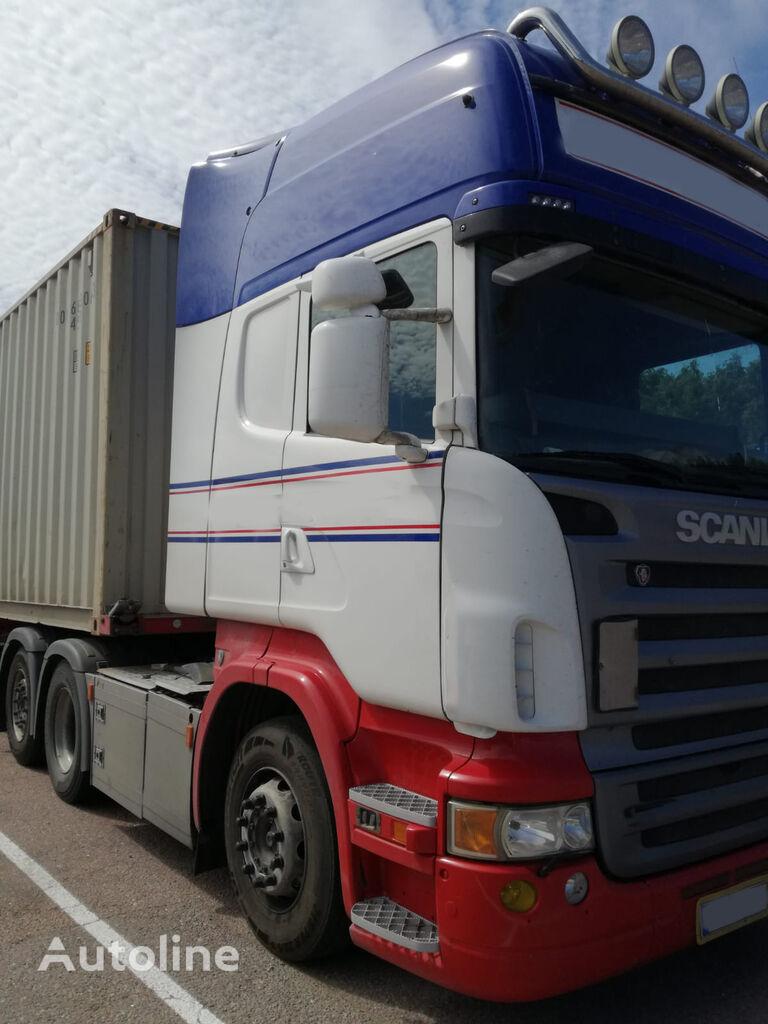 SCANIA R420 LA6x2MNA tractor unit