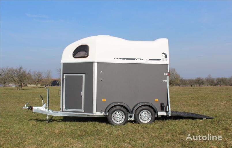 new Cheval liberte Gold Classic two horses trailer  horse trailer