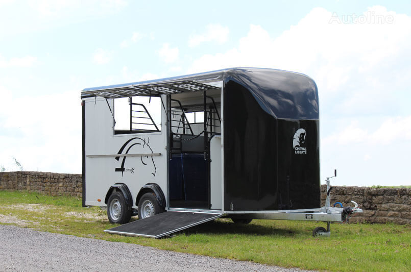 new Cheval liberte OPTIMAX 4 horses trailer  horse trailer