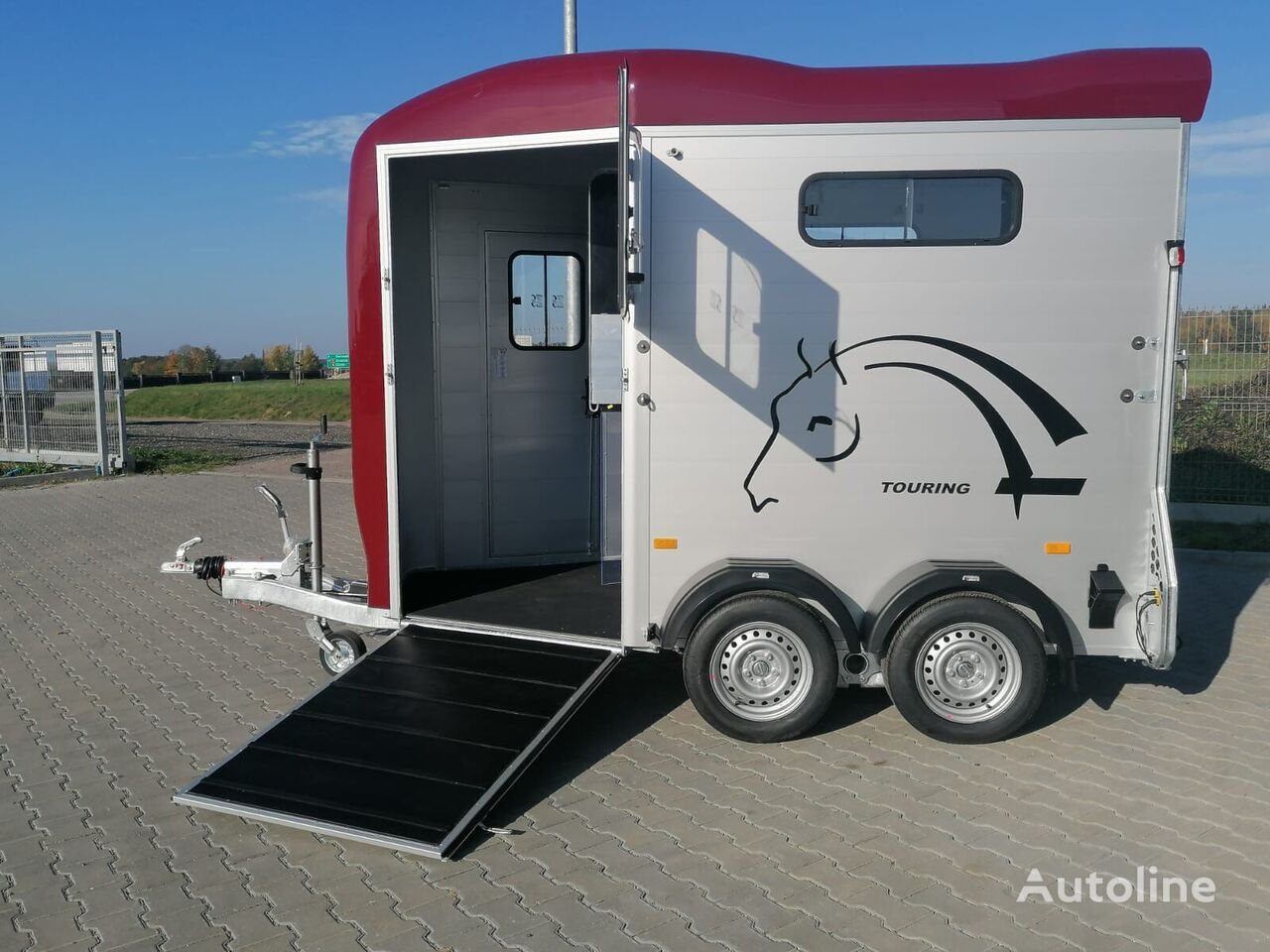 new Cheval liberte Touring country  horse trailer