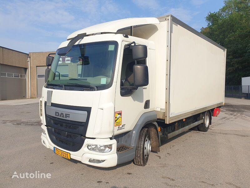 DAF LF 180 EURO6 box truck