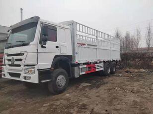 HOWO Cargo truck box truck