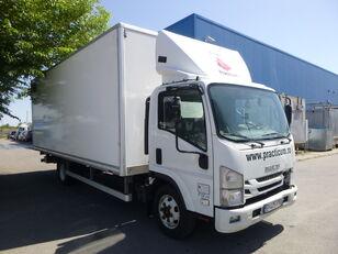 ISUZU NPR 75 box truck