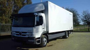 MERCEDES-BENZ ATEGO 15 26 box truck