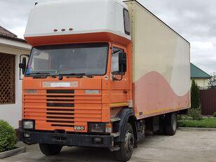 SCANIA 93 P 280 box truck