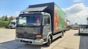 MERCEDES-BENZ Atego 815 Euro 2 Manual Full Spring box truck
