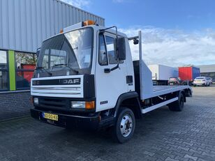 DAF 45.150 Manual pump, full steel, NL truck car transporter