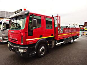IVECO  120E240 MACHINEN TRANSPORT car transporter