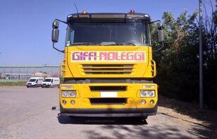 IVECO Magirus car transporter