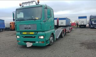 MAN TGA 26.460 car transporter