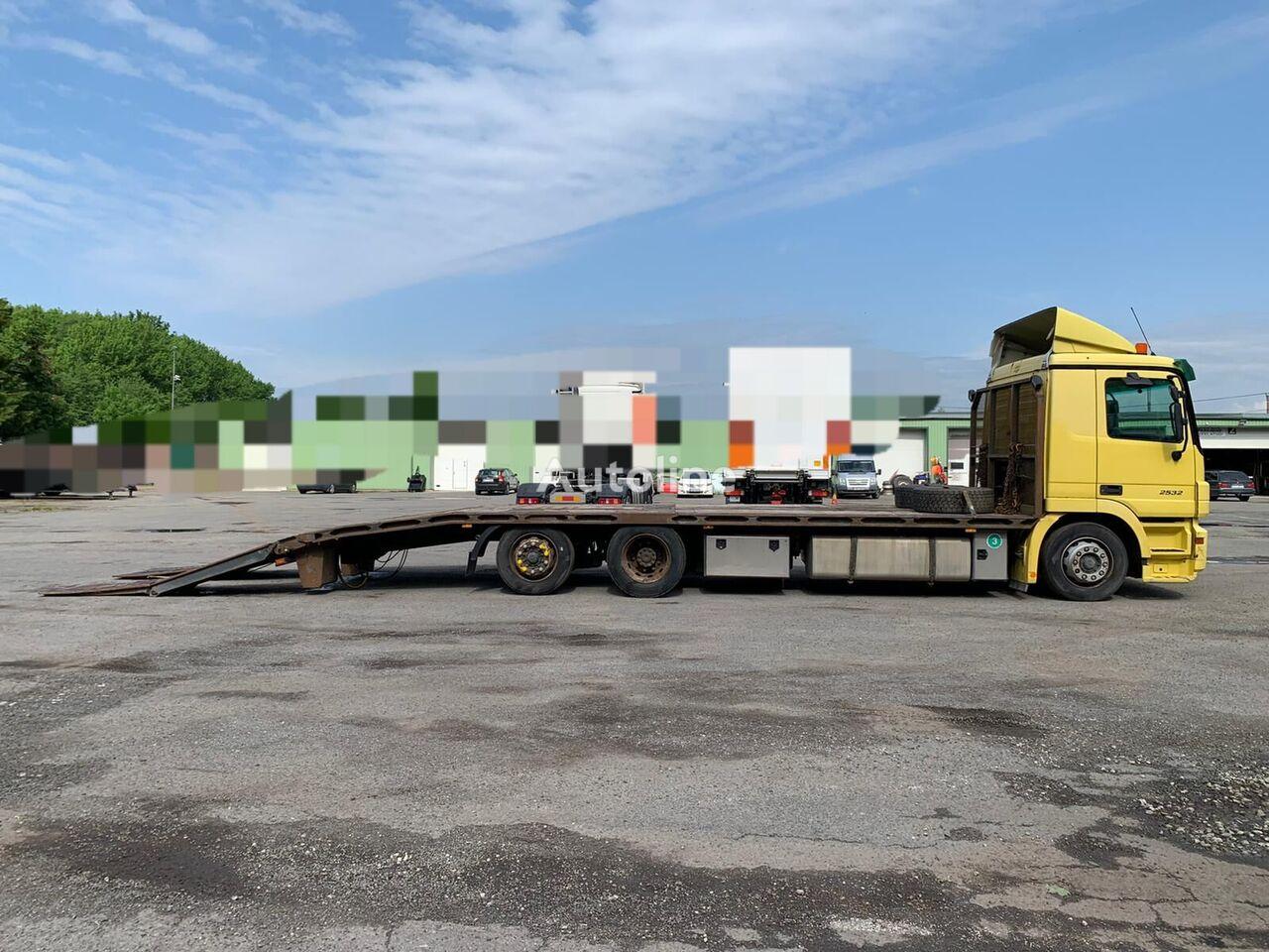 MERCEDES-BENZ 2532 car transporter