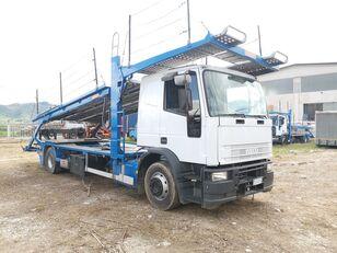 IVECO 150E27 BISARCA 5 POSTI  car transporter