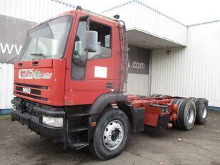 IVECO Eurotrakker 260E42, 6x4 , ZF Manual, Euro 2 chassis truck