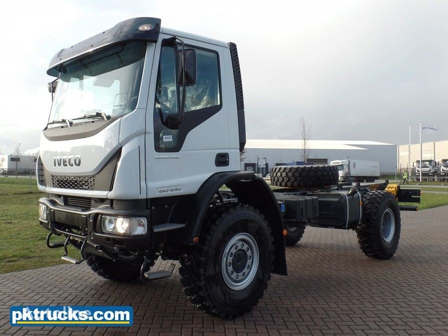 new IVECO Eurocargo ML150E24WS (14 Units) chassis truck