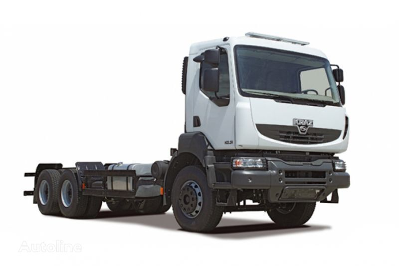 new KRAZ N23.2R chassis truck
